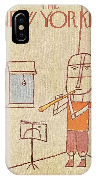 New Yorker December 9th, 1974 IPhone Case