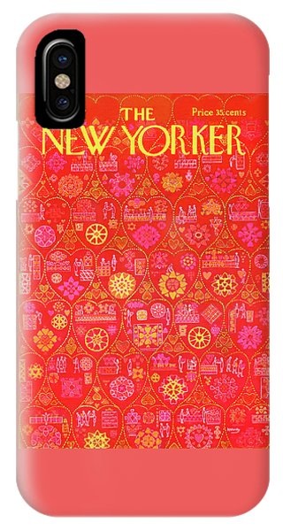 New Yorker February 11th, 1967 IPhone Case