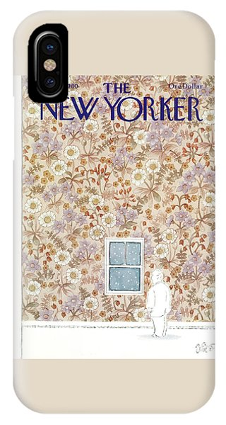 New Yorker February 11th, 1980 IPhone Case