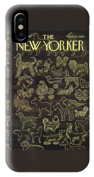 New Yorker February 12th, 1966 IPhone Case