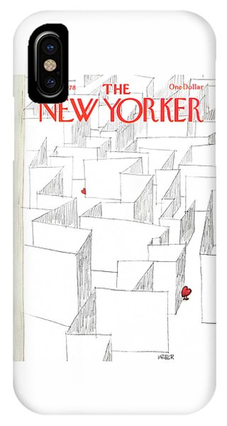 New Yorker February 13th, 1978 IPhone Case