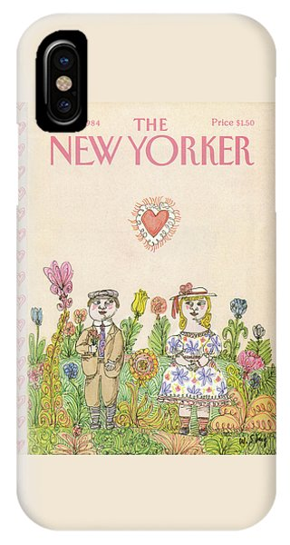 New Yorker February 13th, 1984 IPhone Case