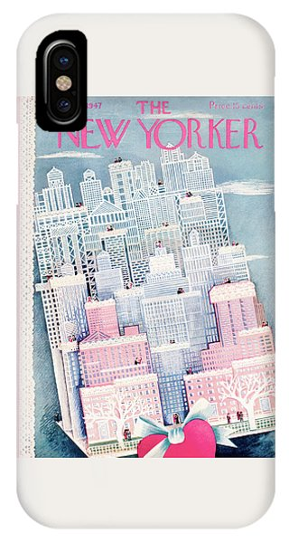 New Yorker February 15th, 1947 IPhone Case