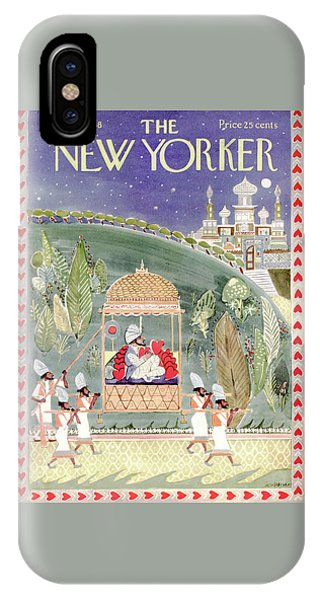 New Yorker February 15th, 1958 IPhone Case