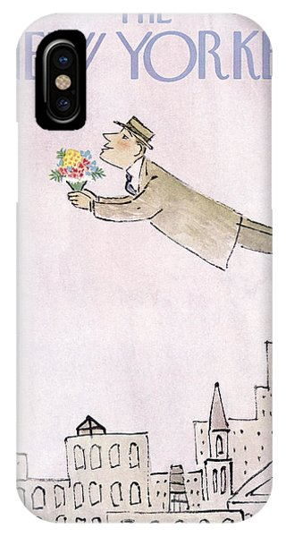 New Yorker February 15th, 1964 IPhone Case