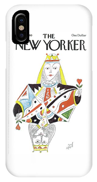 New Yorker February 18th, 1980 IPhone Case
