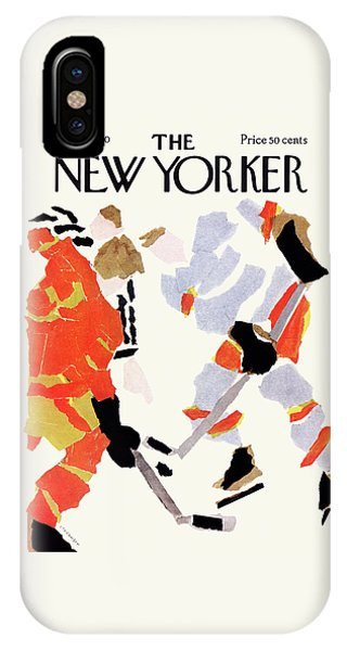 New Yorker February 28th, 1970 IPhone Case