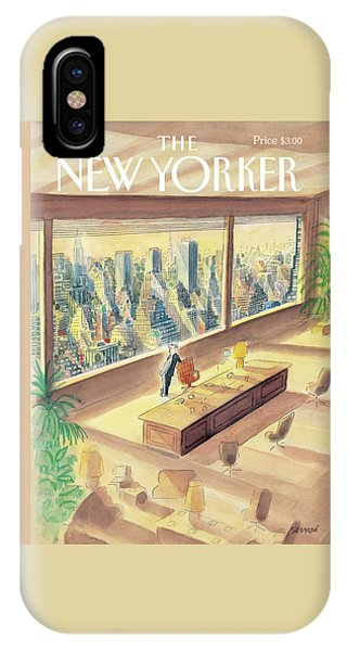 New Yorker February 2nd, 1998 IPhone Case