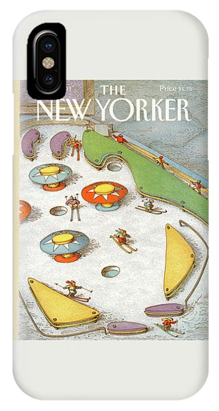 New Yorker February 4th, 1991 IPhone Case