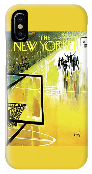 New Yorker February 5th, 1966 IPhone Case