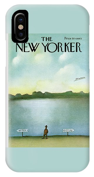New Yorker February 5th, 1972 IPhone Case