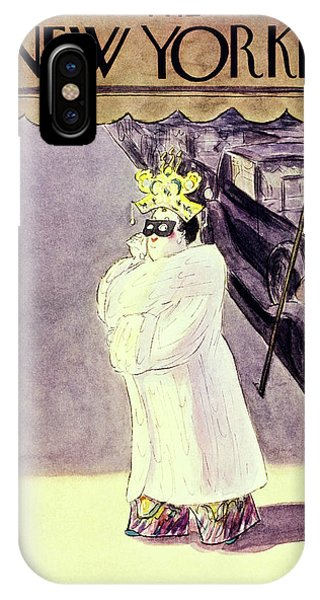 New Yorker January 11 1936 IPhone Case