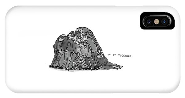 New Yorker January 11th, 1993 IPhone Case