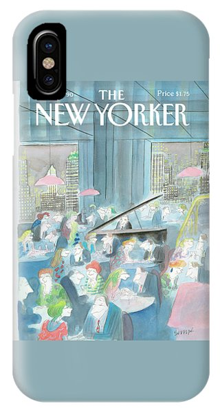 New Yorker January 15th, 1990 IPhone Case