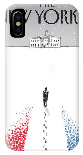 New Yorker January 19th, 2009 IPhone X Case