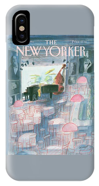 New Yorker January 20th, 1986 IPhone Case