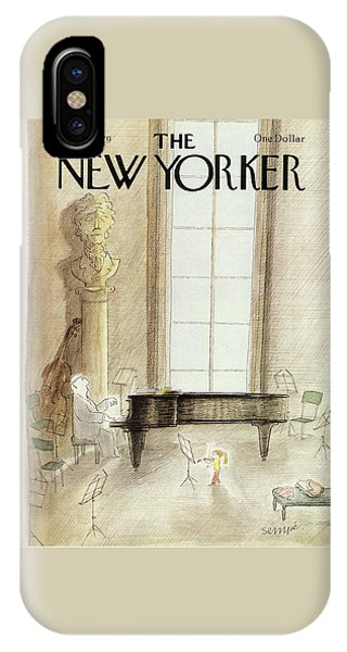 New Yorker January 22nd, 1979 IPhone Case