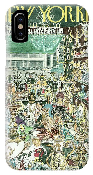 New Yorker January 23rd, 1960 IPhone Case