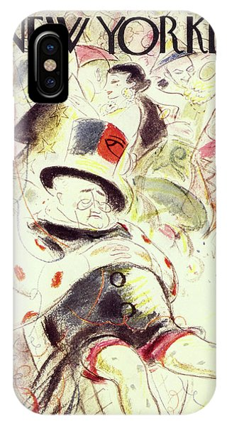 New Yorker January 24 1931 IPhone Case