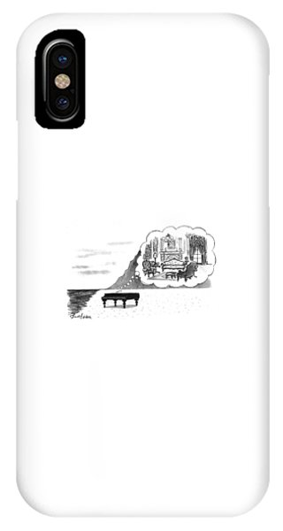 New Yorker January 24th, 1994 IPhone Case
