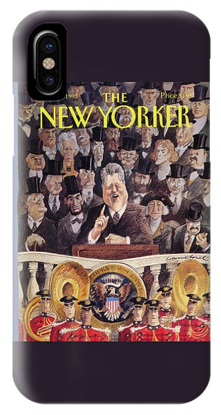 New Yorker January 25th, 1993 IPhone Case