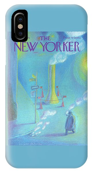 New Yorker January 26th, 1976 IPhone Case