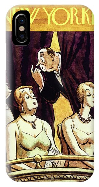 New Yorker January 28 1933 IPhone Case