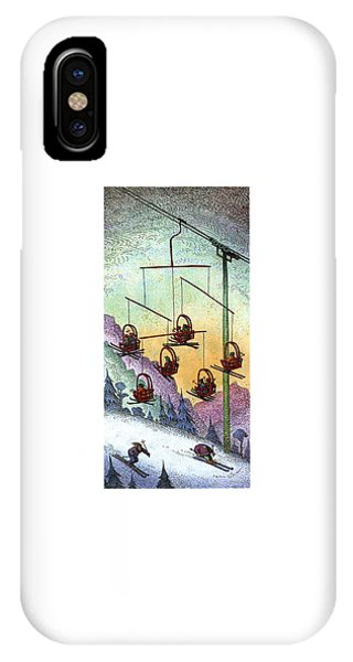 New Yorker January 30th, 1995 IPhone Case