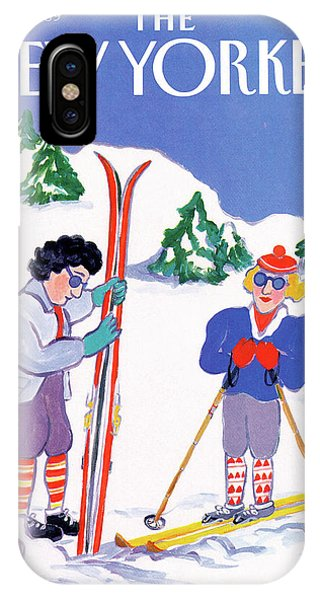 New Yorker January 9th, 1989 IPhone Case