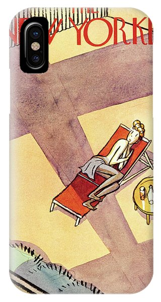 New Yorker July 10 1937 IPhone Case