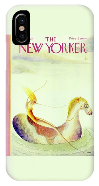 New Yorker July 11 1931 IPhone Case