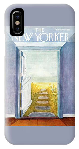 New Yorker July 11th, 1970 IPhone Case