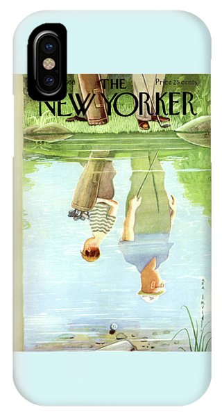 New Yorker July 12th, 1958 IPhone Case