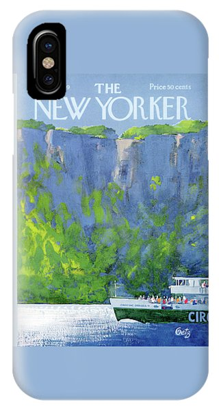 New Yorker July 12th, 1969 IPhone Case
