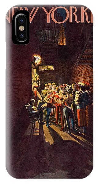 New Yorker July 14th, 1951 IPhone Case