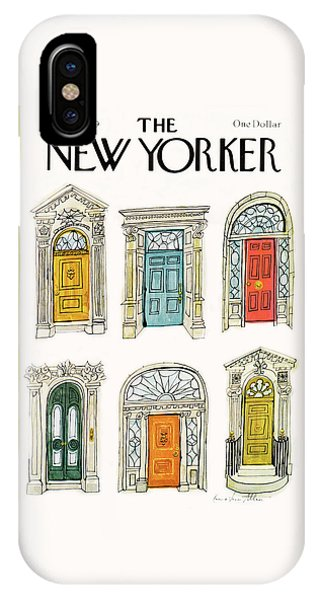 New Yorker July 16th, 1979 IPhone Case