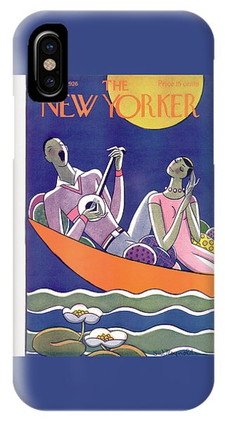 New Yorker July 17th, 1926 IPhone Case