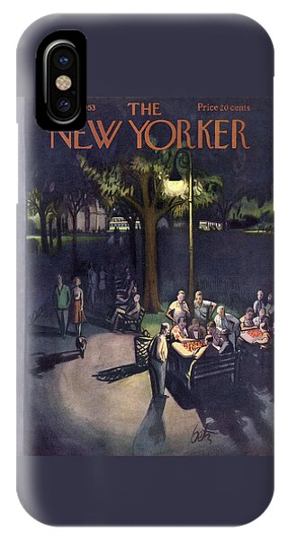 New Yorker July 18th, 1953 IPhone Case