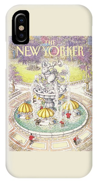 New Yorker July 18th, 1988 IPhone Case