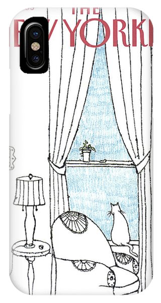 New Yorker July 1st, 1985 IPhone Case