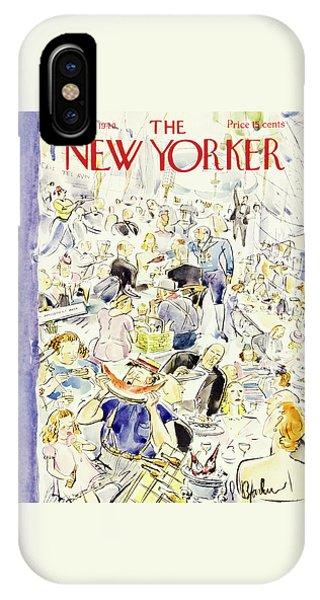 New Yorker July 20 1940 IPhone Case