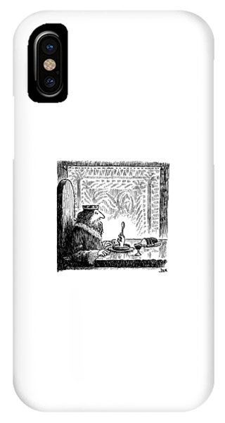New Yorker July 22nd, 1991 IPhone Case