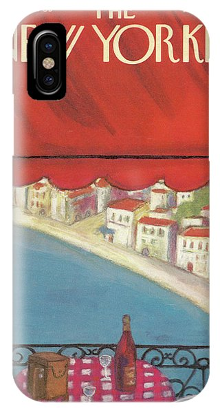 New Yorker July 24th, 1965 IPhone Case