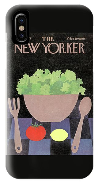 New Yorker July 24th, 1971 IPhone Case