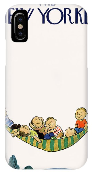 New Yorker July 26th, 1958 IPhone Case