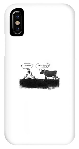 New Yorker July 26th, 1993 IPhone Case