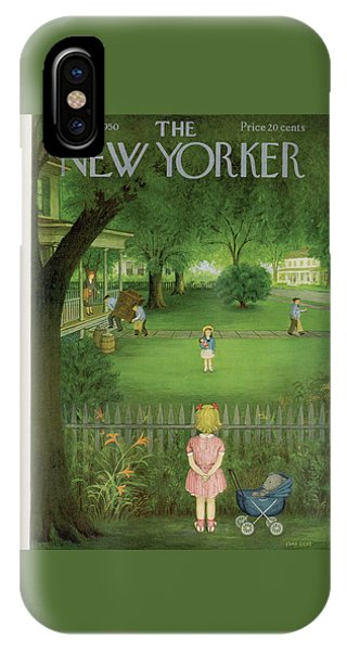 New Yorker July 29th, 1950 IPhone Case