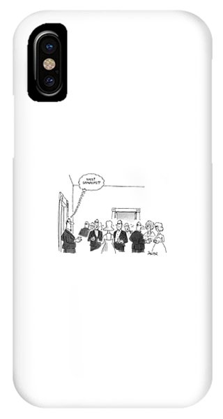 New Yorker July 29th, 1985 IPhone Case