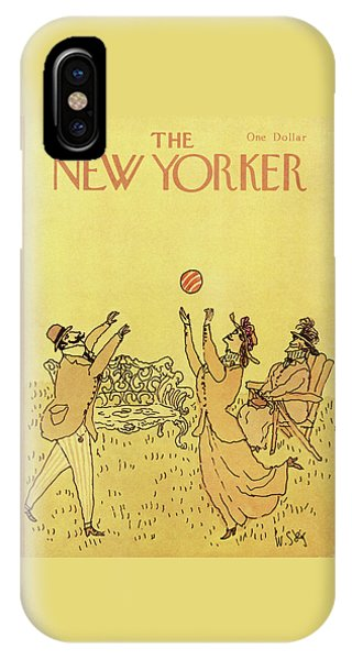New Yorker July 4th, 1977 IPhone Case