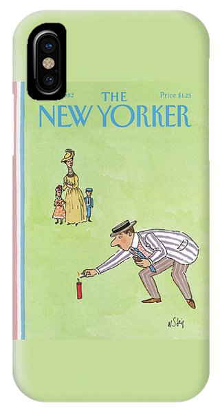 New Yorker July 5th, 1982 IPhone Case